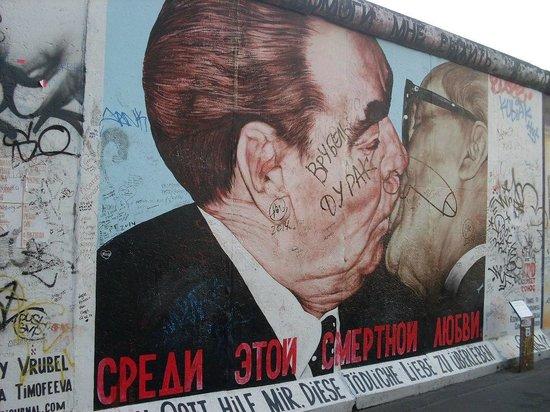 Vive Berlin Tours : East Side Gallery