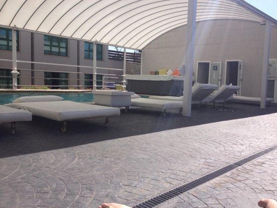 Nastasi Hotel & Spa: Un oasis en la ciudad
