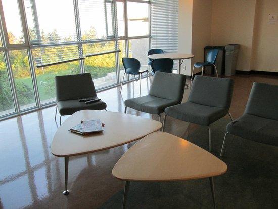 Simon Hotel: lounge