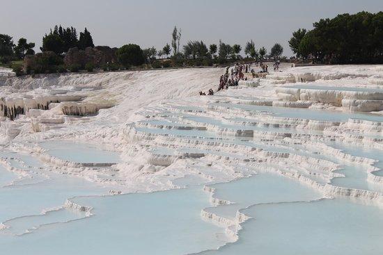 Pamukkale Thermal Pools: Pools