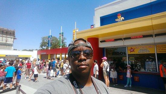 LEGOLAND Florida Resort: Me at Legoland
