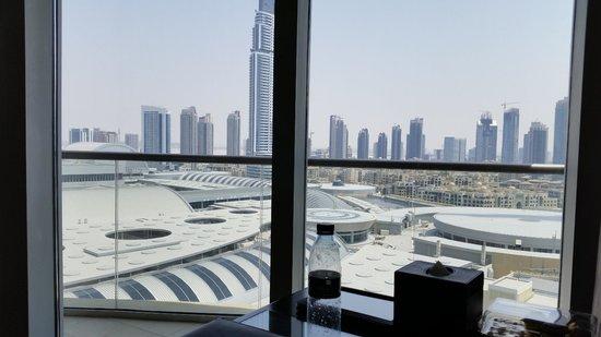The Address Dubai Mall : View