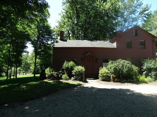 Green Acres Bed and Breakfast: exterior of house