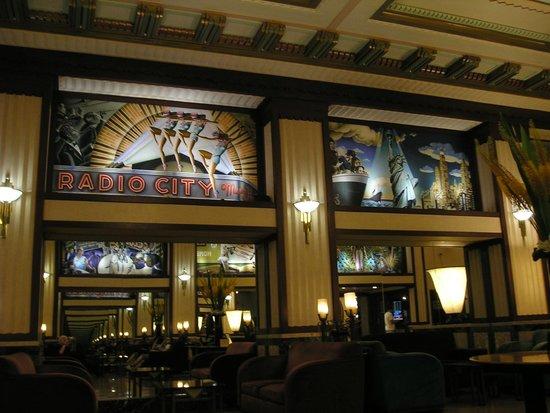 Hotel Edison Times Square : Hotel Lobby