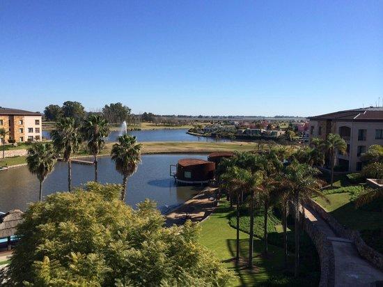 Sofitel La Reserva Cardales: Hermosa vista desde la habitación