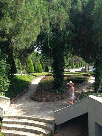 Cornelia Diamond Golf Resort & Spa: Зона гольф клуба