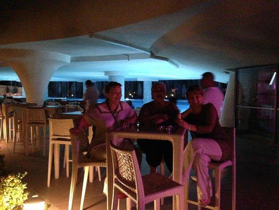 Cornelia Diamond Golf Resort & Spa: зона отдыха