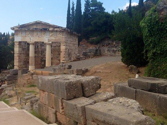 Key Tours : Delphi