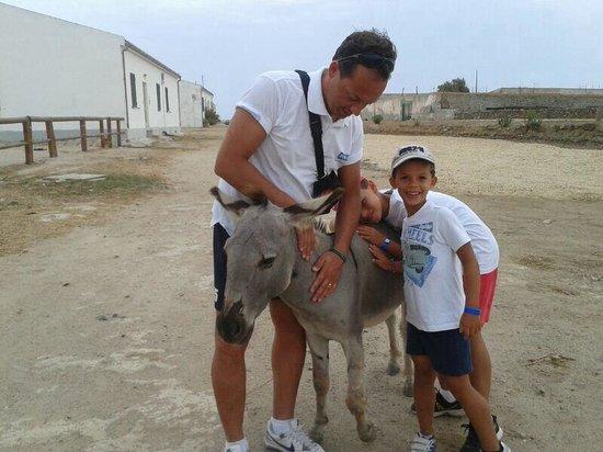 Parco Nazionale Asinara: Da favola !!