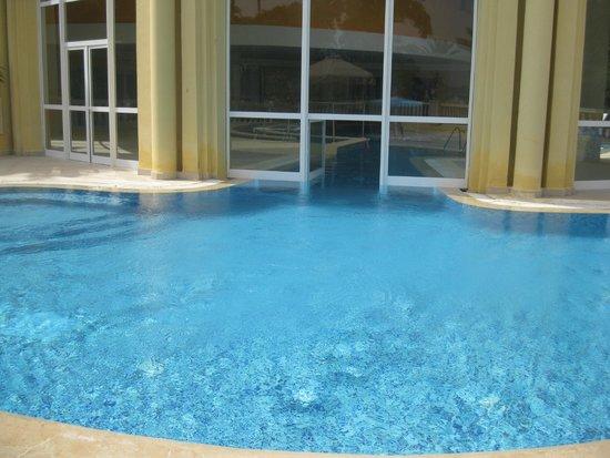 Hotel Palace Hammamet Marhaba : бассейн с морской водой