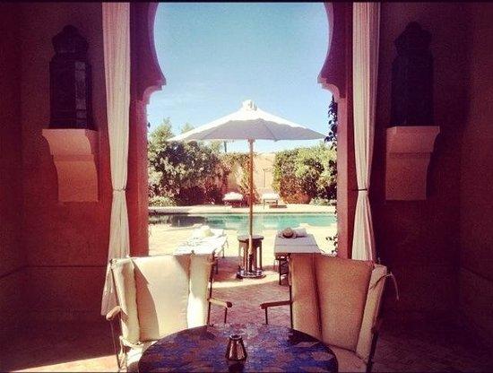 Amanjena : @mytraveldiary101 our villa