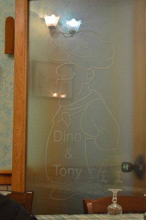 Hostaria - Pizzeria  Dino & Toni: Dino & Toni