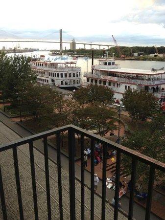 River Street Inn : view