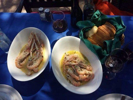 Palmizana Meneghello: Buzara....mmmmmm yummyyyy!!!