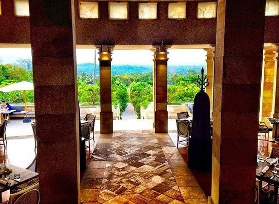 Amanjiwo Resorts: Views from hotel @mytraveldiary101