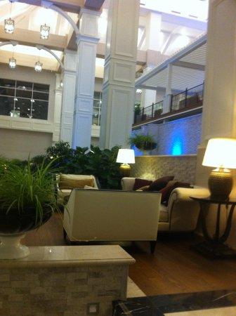 Titanic Deluxe: lobby