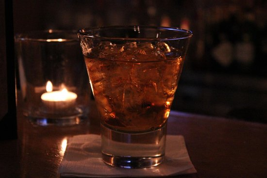 The Restaurant of Joe Greensleeves : Bartender I'll have a Manhattan please!