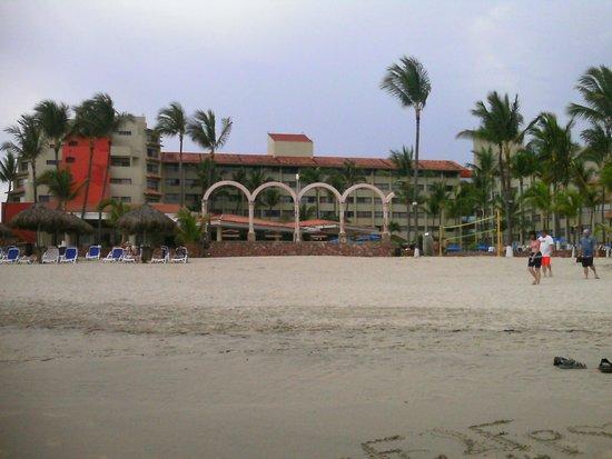 Occidental Nuevo Vallarta: Hotel