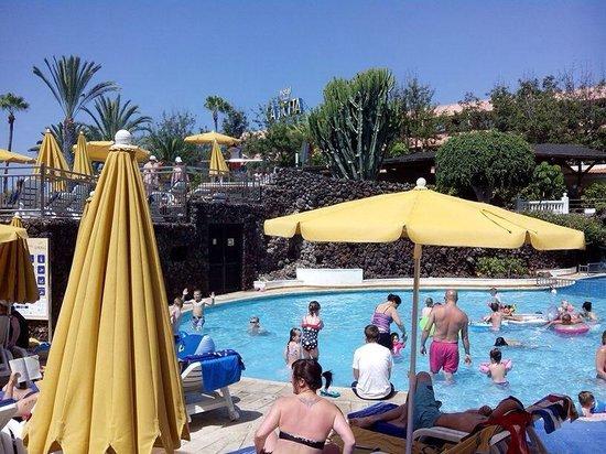 Spring Hotel Bitacora: Piscina infantil