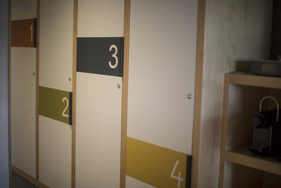 Hotel Le Germain Charlevoix : Hôtel La Ferme - Chambre Dortoir