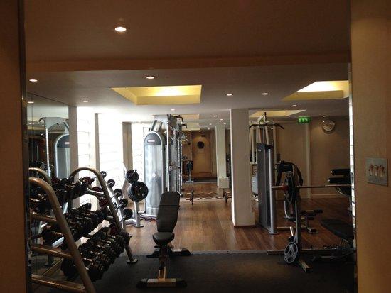 K West Hotel & Spa : Gym