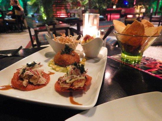 Kondesa Restaurante: Appetizers - The Kondesa Experience
