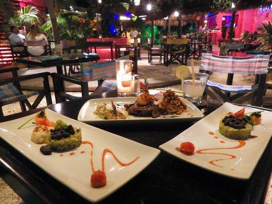 Kondesa Restaurante: Main Course - The Kondesa Experience