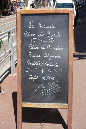 Cafe de France: ofertas do dia!