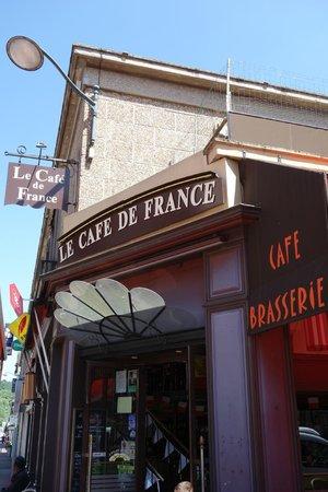 Cafe de France: fachada