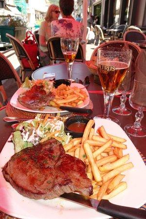 Cafe de France: os pratos, fartos, baratos e gostosos