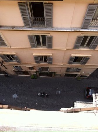 Colonna Palace Hotel: Colonna