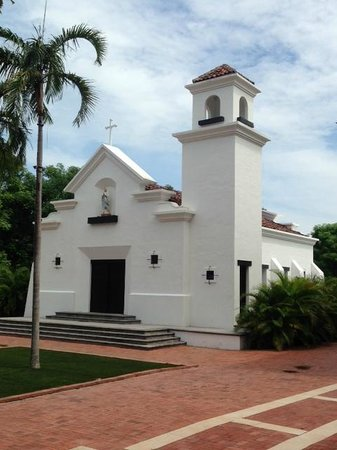 JW Marriott Panama Golf & Beach Resort : Iglesia