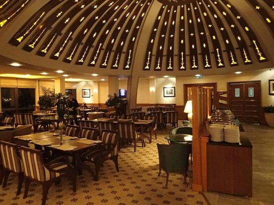 Hilton Istanbul Bosphorus: business centre