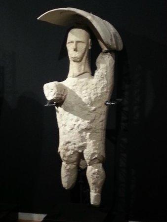 Museo Civico Giovanni Marongiu: i giganti di monti prama