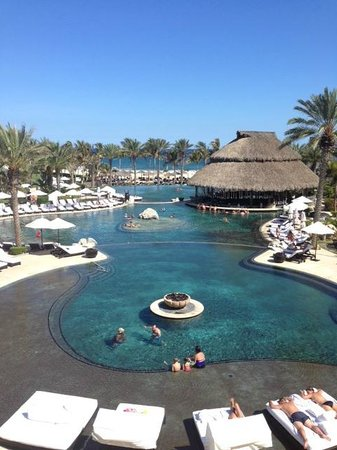 Cabo Azul Resort: View from Chapel