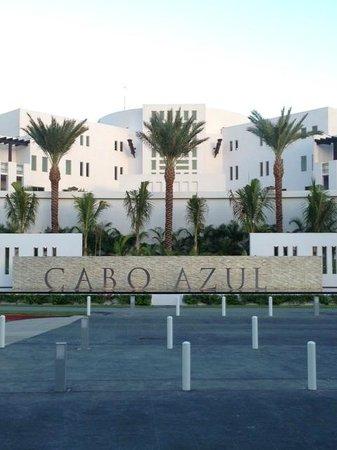 Cabo Azul Resort: Entrance