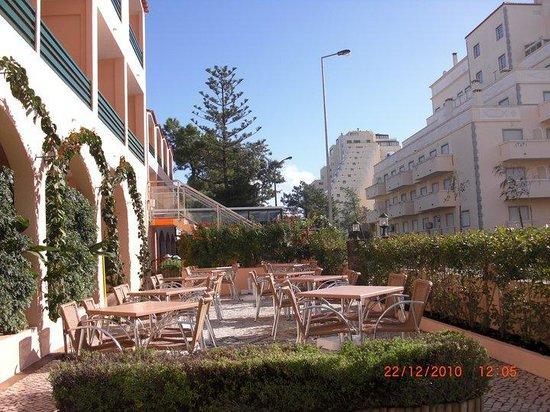 Casablanca Inn: Front of hotel