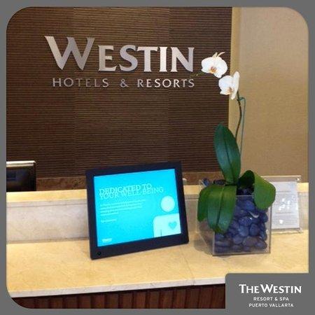 The Westin Resort & Spa Puerto Vallarta: Front Desk
