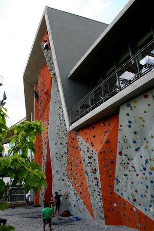 DAV Kletter- und Boulderzentrum