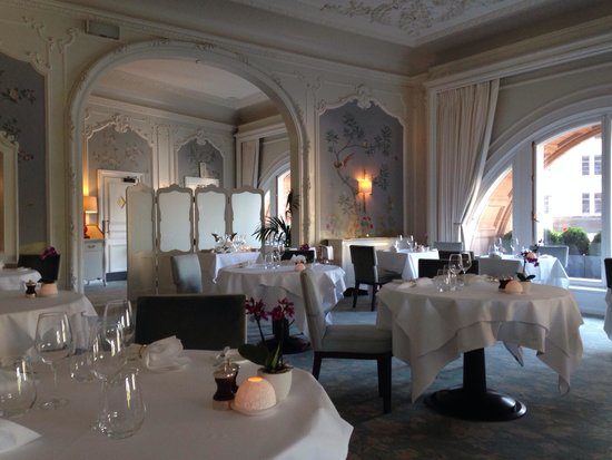 The Pompadour by Galvin: Interior