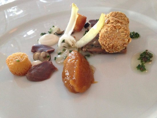 The Pompadour by Galvin: 2nd course