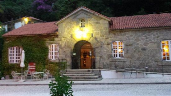 Hotel Pesqueria del Tambre: recepcion