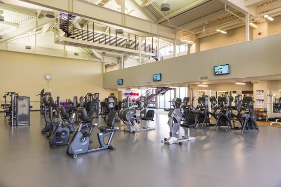 Chickasaw Retreat & Conference Center: Fitness Center/Walking Track