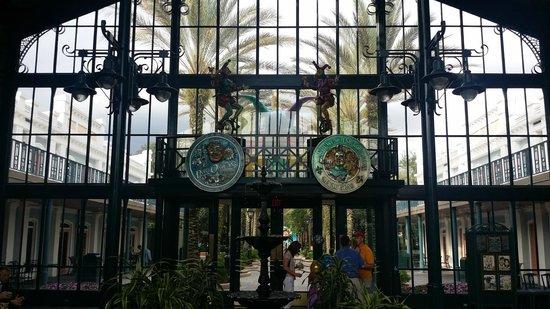 Disney's Port Orleans Resort - French Quarter: The Atrium