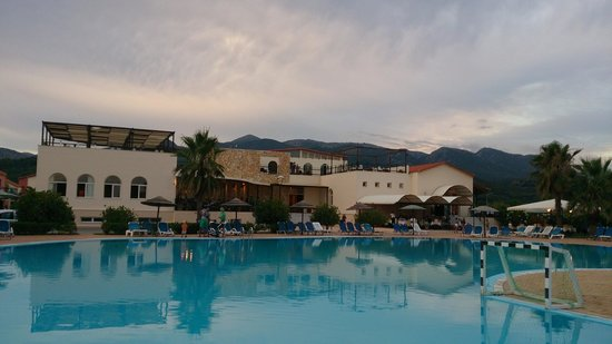 Almyros Natura Hotel - CYPROTEL: hotel from pool
