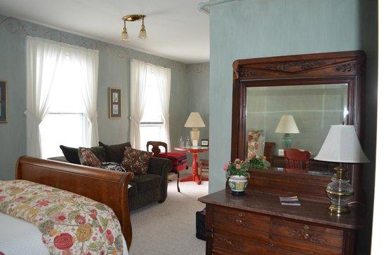 Admiral Fitzroy Inn: Beautiful room