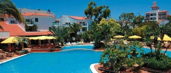 Park Club Europe Hotel: foto panoramica