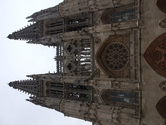 Burgos Cathedral: santa maria