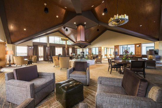 Chickasaw Retreat & Conference Center: The Great Room