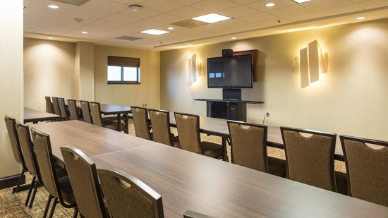 Chickasaw Retreat & Conference Center: Work Space